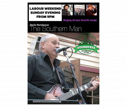Dennis Henderson - The Southern Man