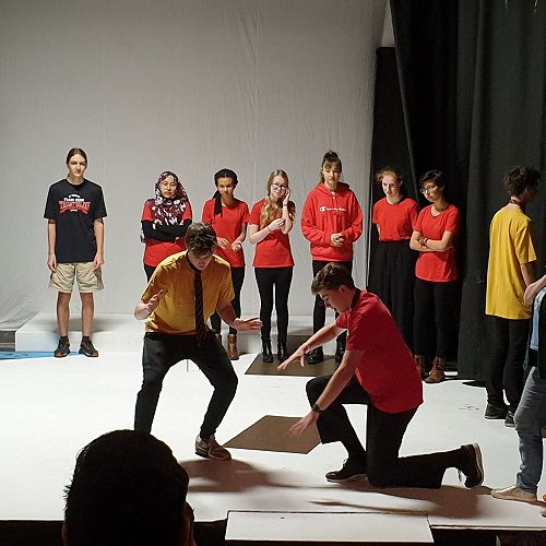 2019 Otago Secondary Schools Theatresports Competition