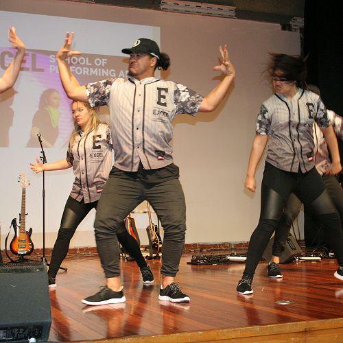 Dance Assembly