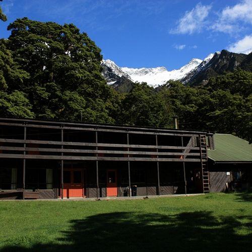 OBHS Lodge - Mt Aspiring