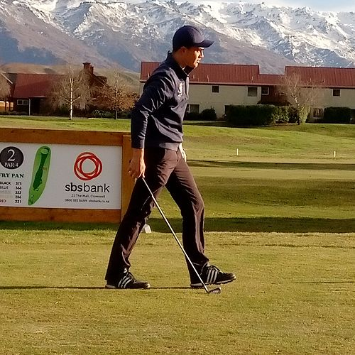 National Intercollegiate Golf finals