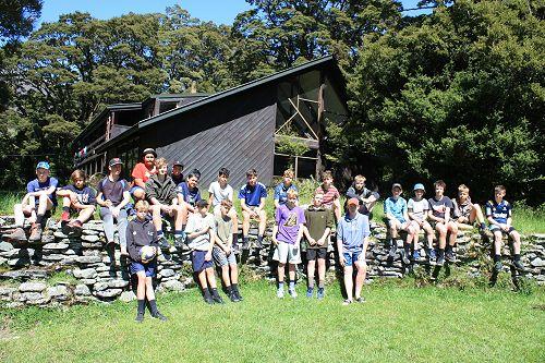 9G Mt Aspiring Camp - November 2019