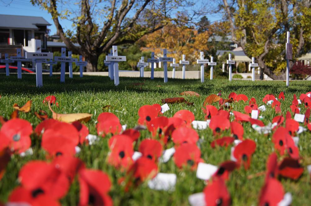 McGlashan's Field of Remembrance