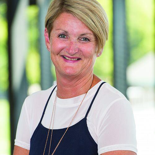 Stephanie Barnett, Deputy Principal, Student Care and Development