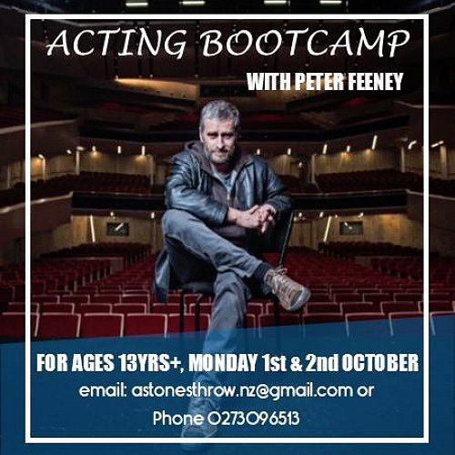 Acting Bootcamp