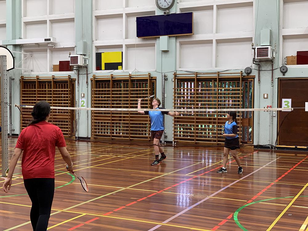 Badminton Festival, 20/3/21