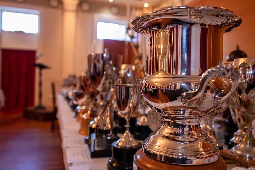 College Trophies