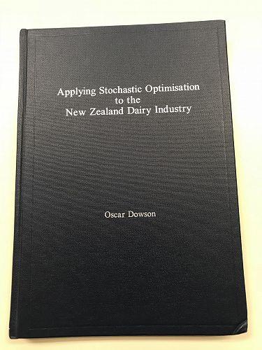Oscar's thesis