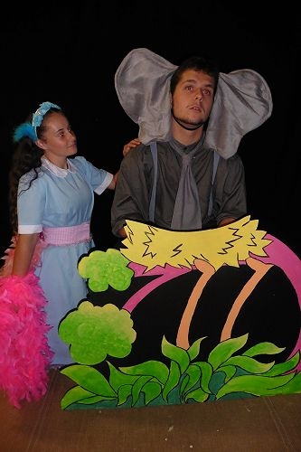 GHS students perform in the musical Seussical