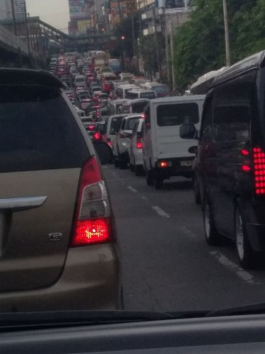 Manila Philippines Traffic