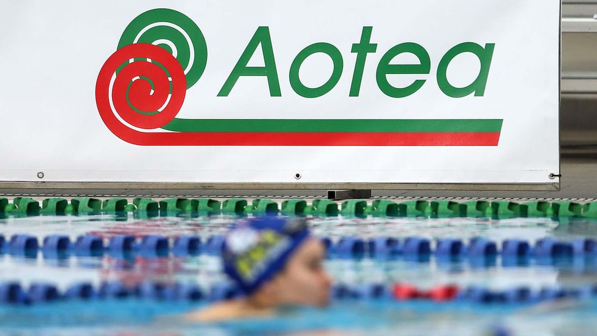 Aotea Group Joins Swimming New Zealand As Associate Sponsor