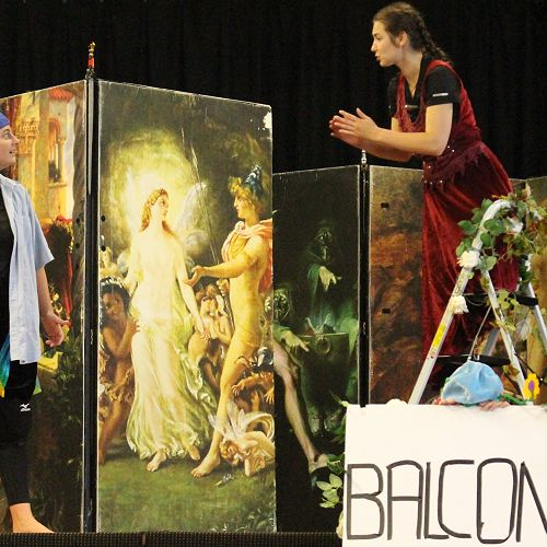Ugly Shakespeare Company Performance at RHS