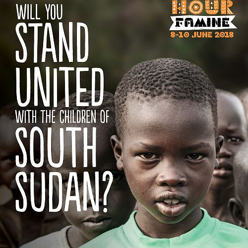 Steps for Sudan World Vision 40 Hour Famine Event