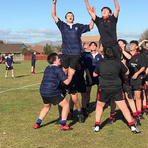 2020 U15B Rugby