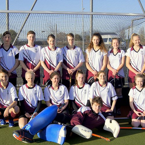 Tournament First XI Hockey Team