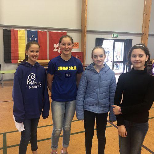 Students - Hub Speech Winners