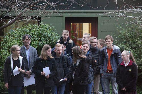 International Students Powhiri Welcome