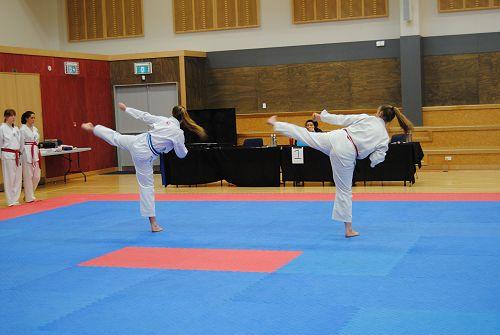 Gold Medal in Taekwondo