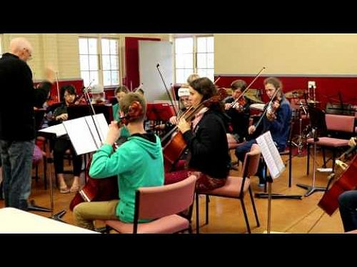 Video: music camp