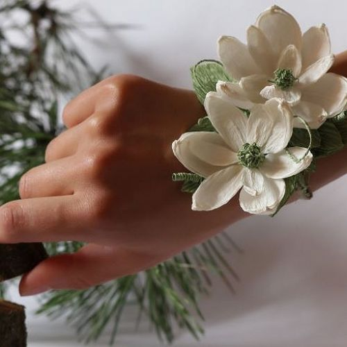 Corsages and Buttonholes for Ball