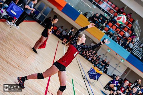 Volleyball - Mia Fanselow