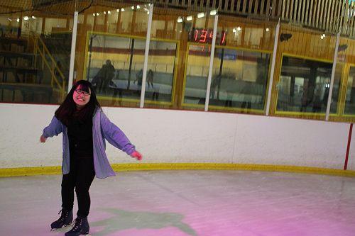 Ice Skating Trip