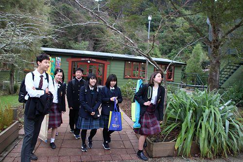 Wakamatsu Visit
