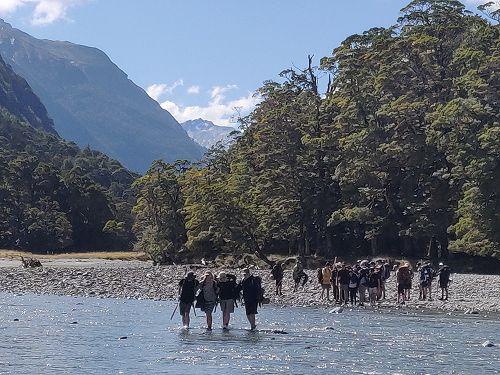 10Y Camp - Mt Aspiring, March 2021