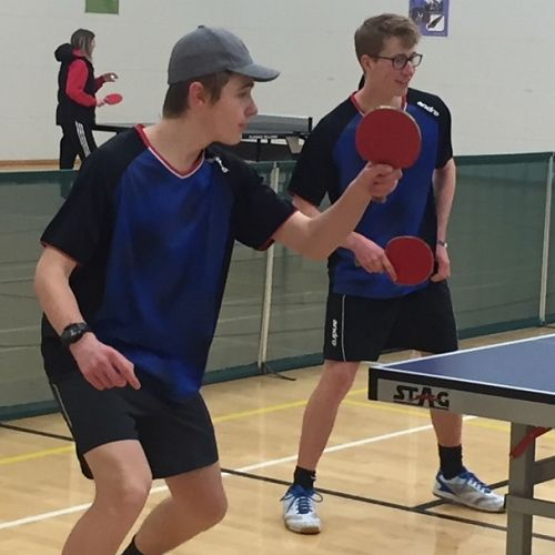 Dunedin Secondary Schools Table Tennis Tournament
