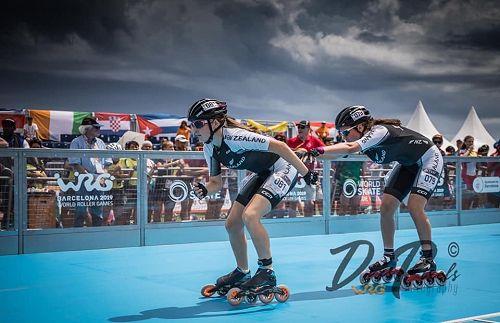 Charlotte Clarke ~ InIine Skating