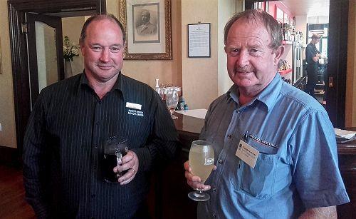 Beer 'n' Yarn (North Otago)  February 2016
