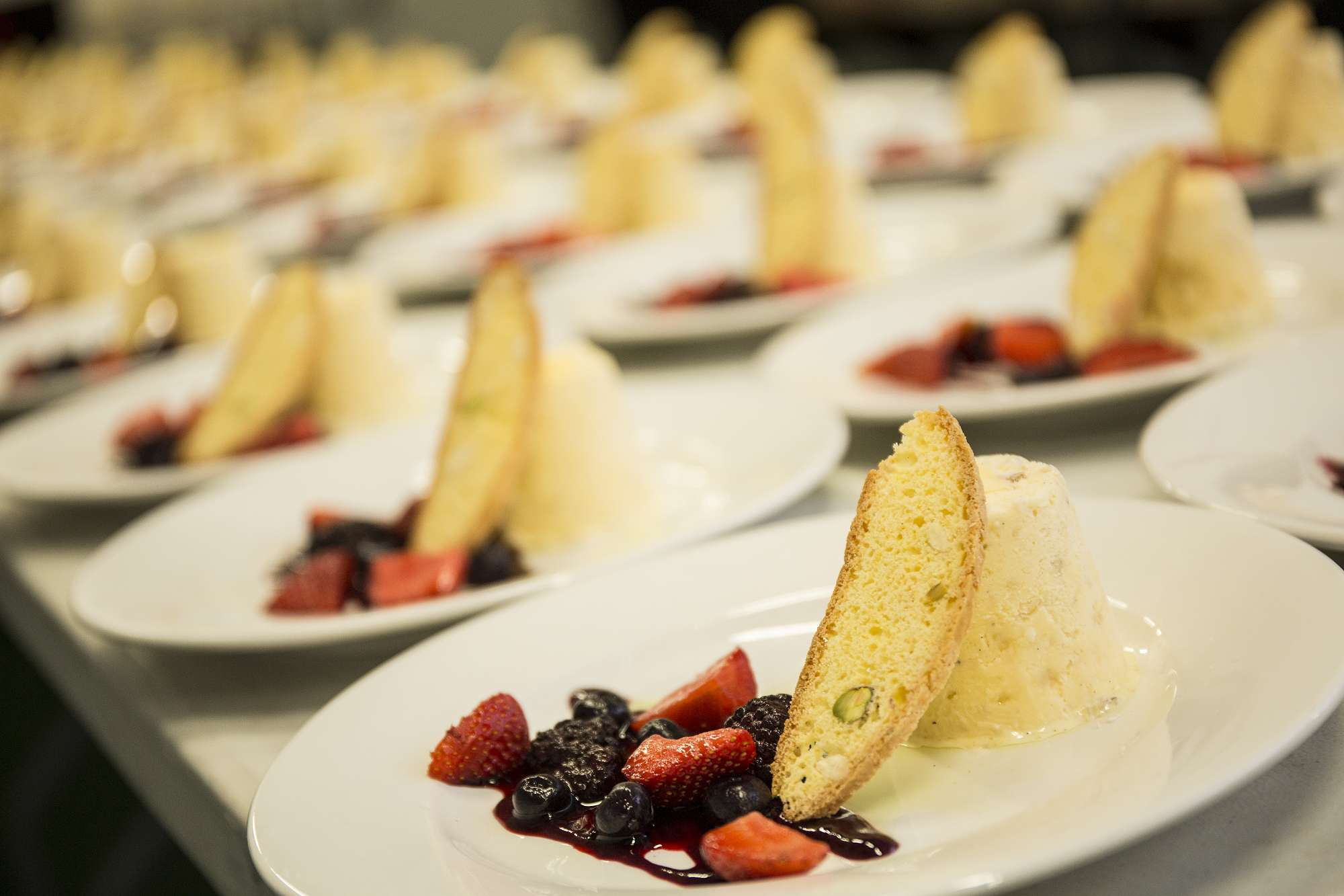 Catering at Dunedin Venues