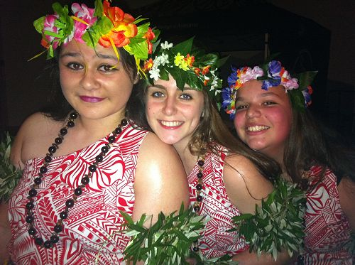 Pacific Island Pearls at Polyfest