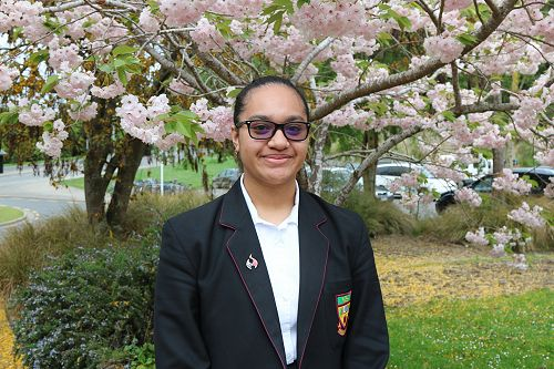 Pasifika Awards Winner (Senior)