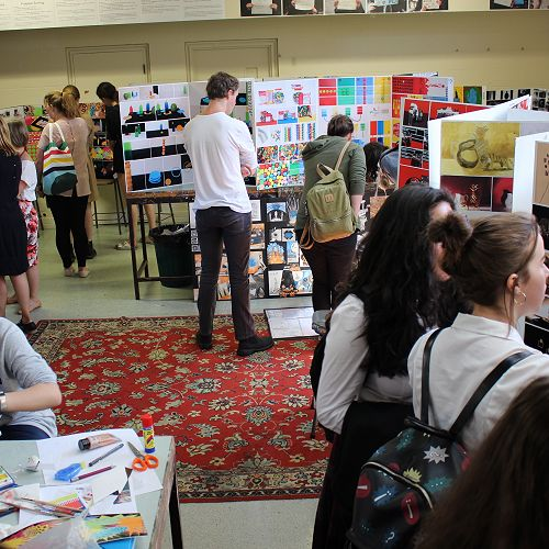 Senior Art Exhibition