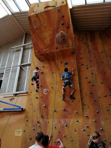 Rock climbing Flex