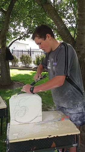 Stone Carving Activity