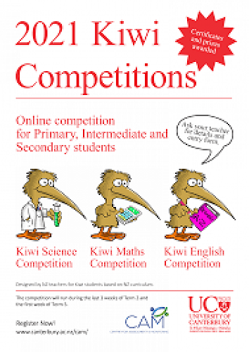 Kiwi Competitions