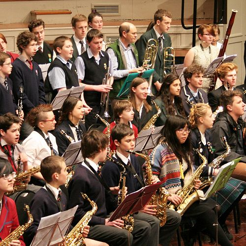 Secondary Schools Music Festival