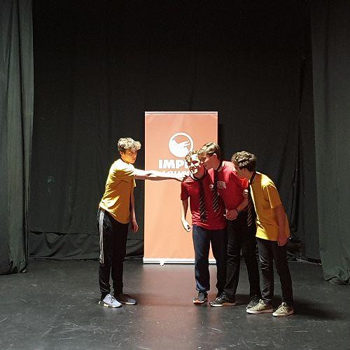 Dunedin Schools Theatresports Final 2019