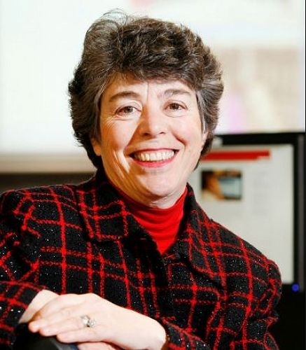 Distinguished Professor Niki Davis is one of the a