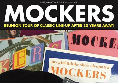 The Mockers - Forever Tuesday Morning (1984)