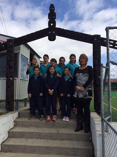 Moanataiari VLN Primary Students
