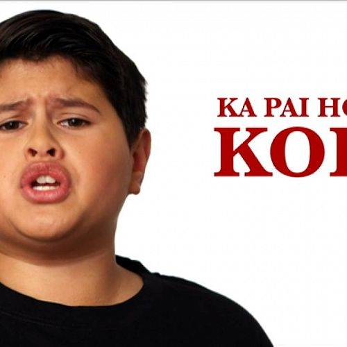 Video: Māori Language Week with Julian Dennison - Ka Pai Hoki Koe!