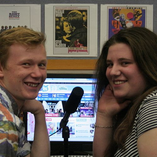 The Edge Radio Interns