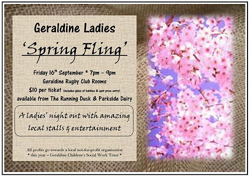 'Spring Fling'