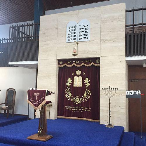 Wellington Synagogue