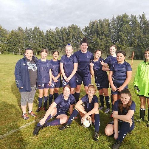 Flyers Football Team vs Te Puke 2nd X1