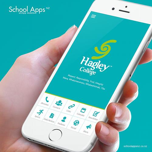 Hagley College School App