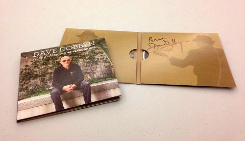 WIN a signed Dave Dobbyn CD!